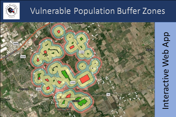 Vulnerable Population Buffer Zones Thumbnail