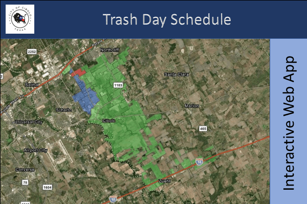 Trash Day Map Thumbnail