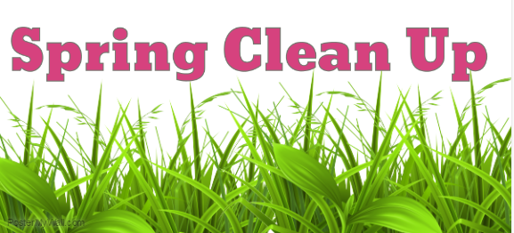 spring-clean-up.png - Cibolo, TX - Official Website